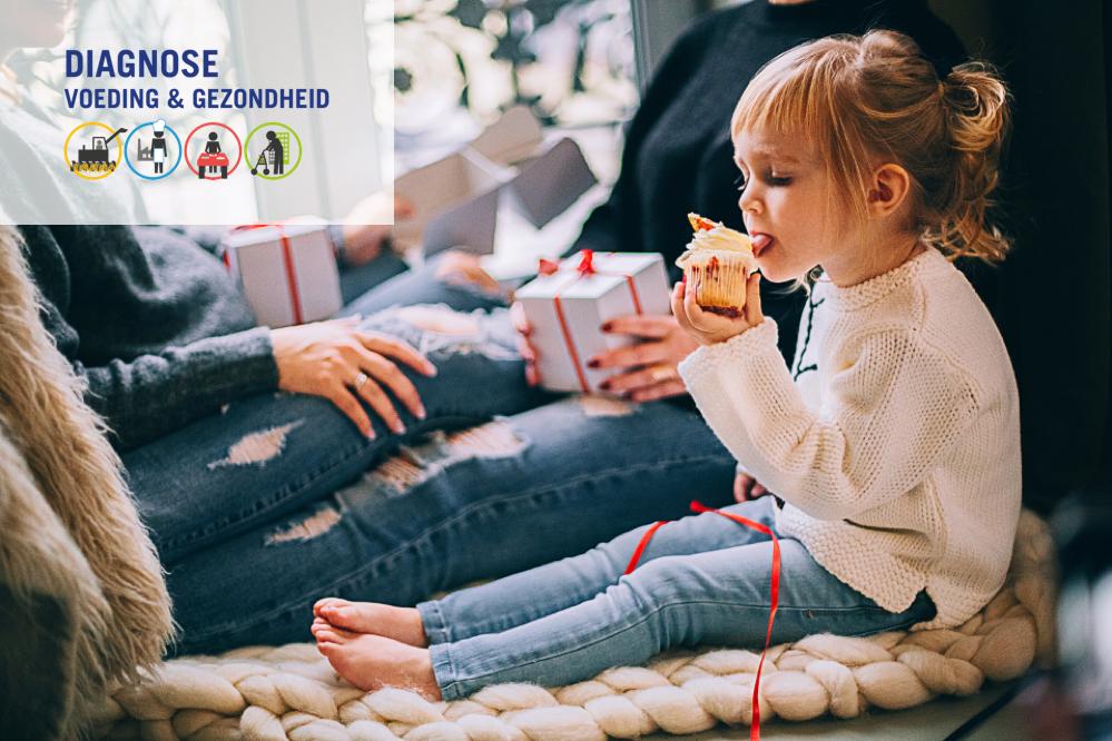 Gezond voedingspatroon bij kinderen noodzakelijk