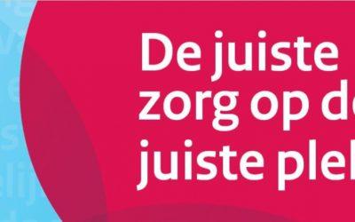 Voucherregeling Juiste Zorg Op de Juiste Plek (JZOJP): ontvang financiële ondersteuning bij ontwikkelen regiobeeld