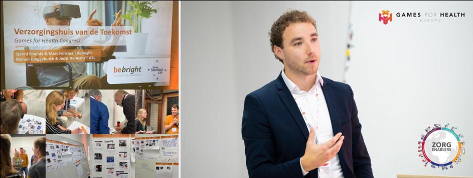 Zorg Enablers – Workshop Verzorgingstehuis van de Toekomst