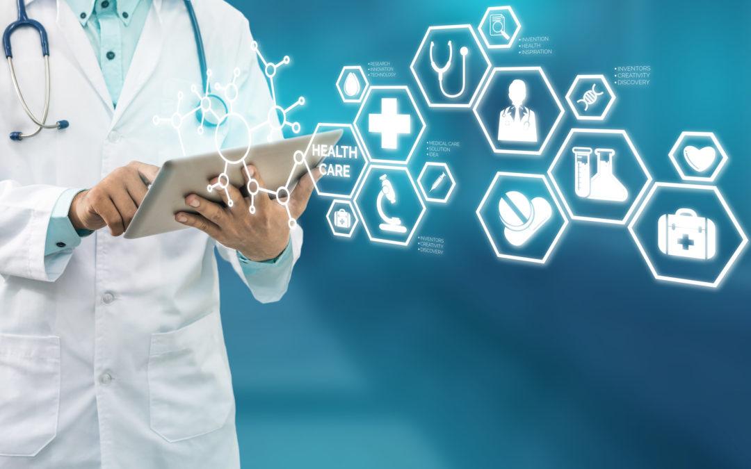 Vijf aandachtsgebieden voor een succesvolle digitale strategie in de zorg