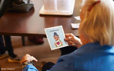 Samen en niet alleen tijdens corona: initiatieven tegen eenzaamheid