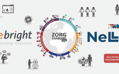 BeBright en NeLL (National eHealth Living Lab) bundelen expertise
