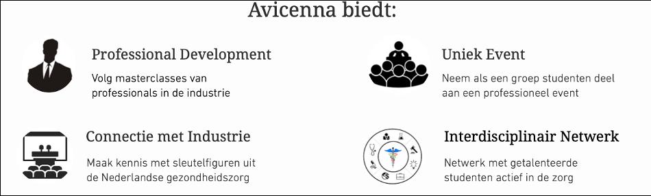 Avicenna Excellence Program aanbod