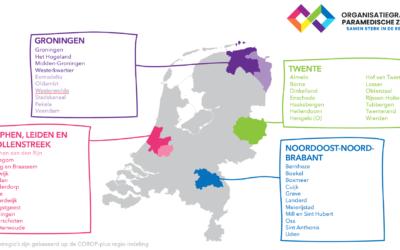 Regionaal samenwerken in de paramedische zorg: kansen én uitdagingen